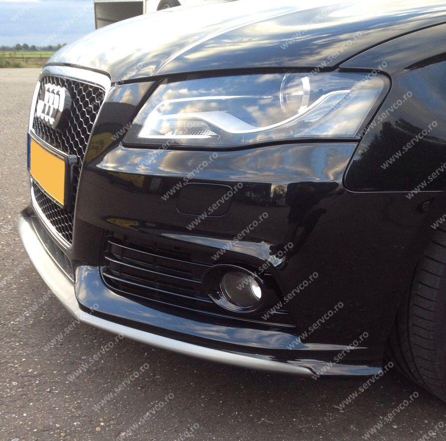 Prelungire Spoiler Tuning Sport Bara Fata Audi A4 B8 8K S