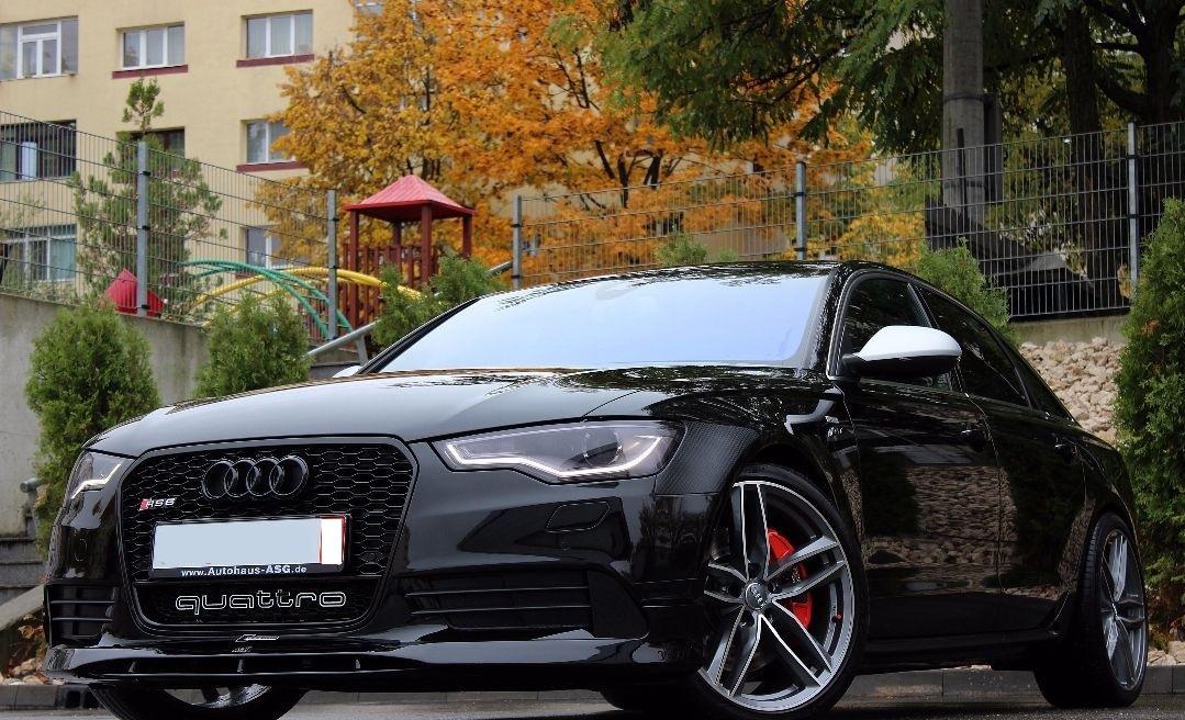 Praguri tuning sport Audi A6 C7 4G S6 Rs6 Sline S-line ...