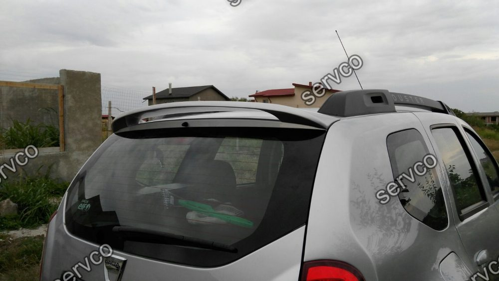 eleron spoiler tuning sport dacia duster urban explorer. Black Bedroom Furniture Sets. Home Design Ideas