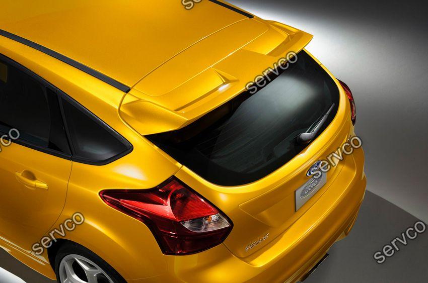 eleron spoiler tuning sport ford focus mk3 st hb hatchback. Black Bedroom Furniture Sets. Home Design Ideas