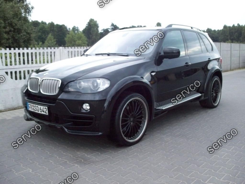prelungire spoiler tuning sport bara fata bmw x5 e70. Black Bedroom Furniture Sets. Home Design Ideas