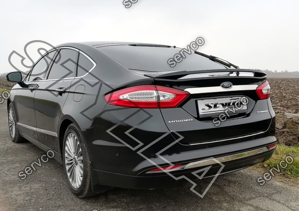 eleron spoiler tuning sport ford mondeo 5 mk5 st line. Black Bedroom Furniture Sets. Home Design Ideas