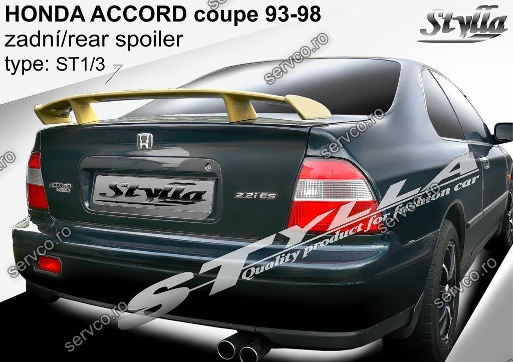 Eleron tuning sport portbagaj Honda Accord MK5 Coupe 1993-1998 v2
