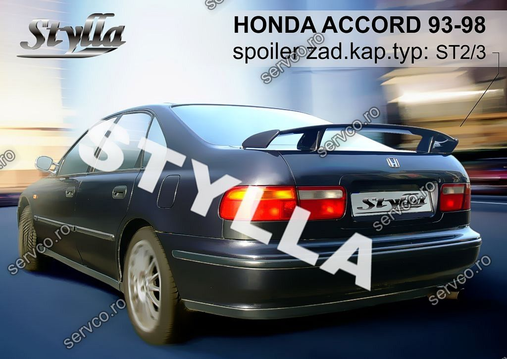 Eleron tuning sport portbagaj Honda Accord MK5 Sedan 1993-1998 v4