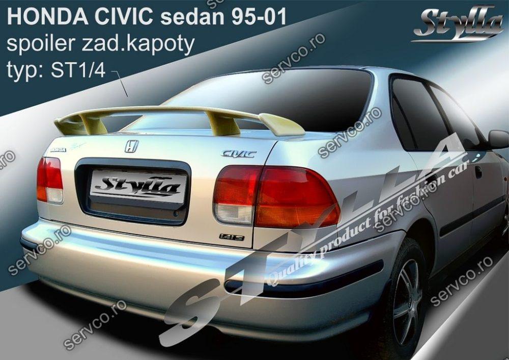 Eleron tuning sport portbagaj Honda Civic MK6 Sedan 1995-2001 v2