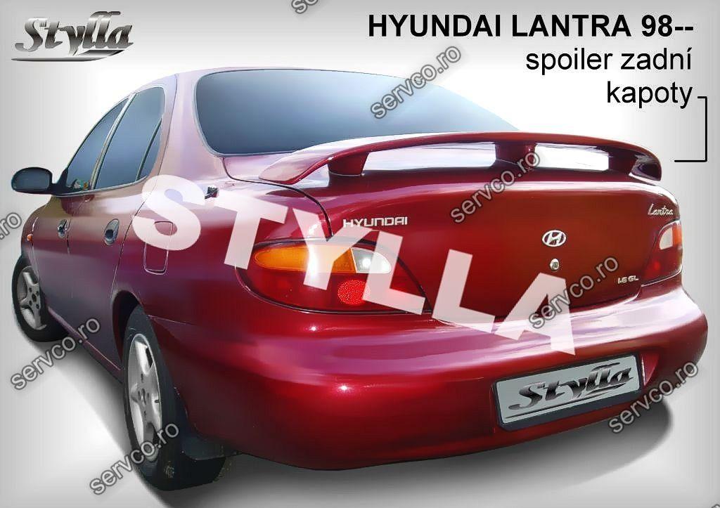 Eleron tuning sport portbagaj Hyundai Lantra 1995-2000 v1