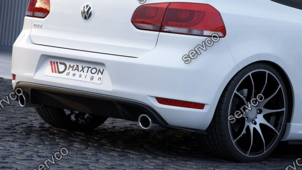 Prelungire ornament bara spate Volkswagen Golf 6 MK VI GTI 35TH 2008-2012 v3
