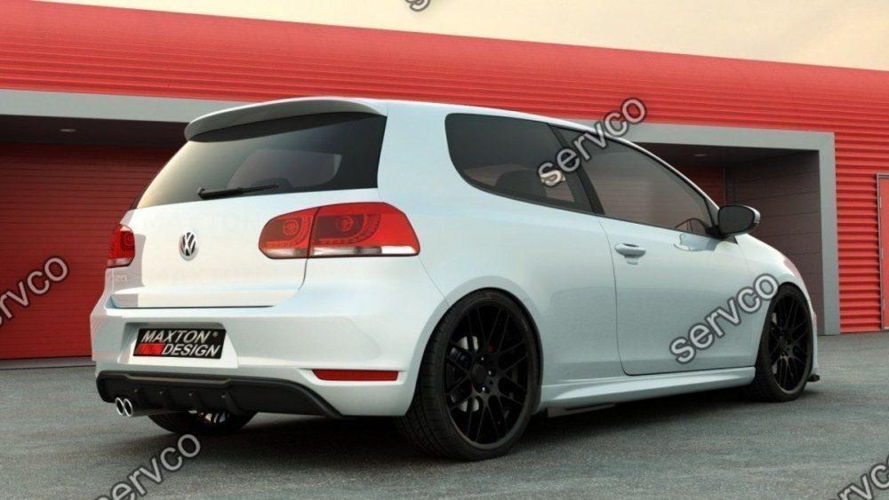 Prelungire bara spate Volkswagen Golf 6 Mk VI GTI 2008-2012 v3