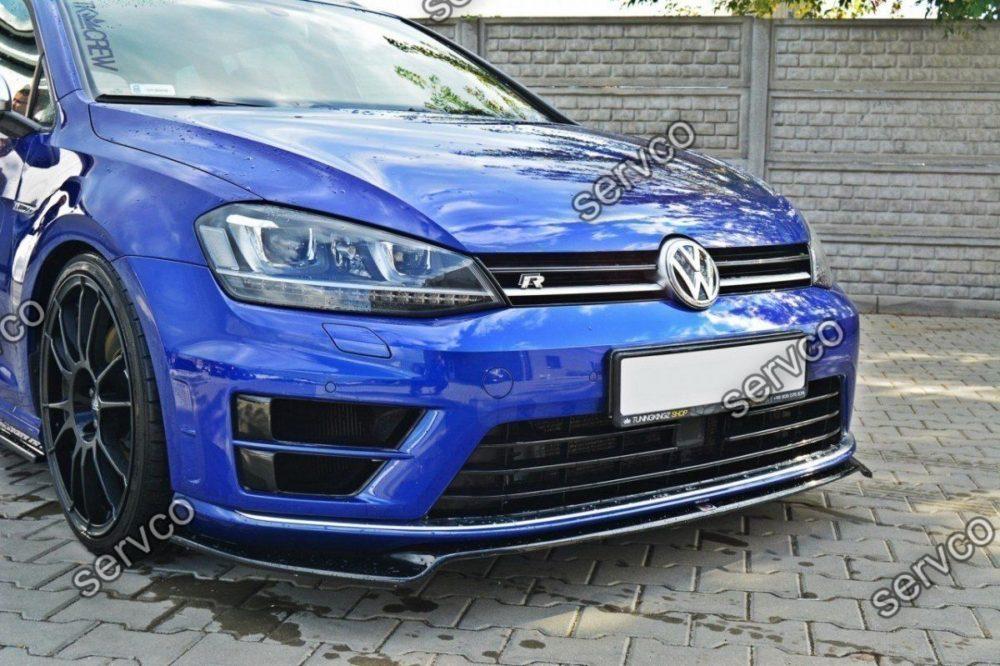 Prelungire tuning bara fata Volkswagen Golf 7 Mk VII R 2013-2016 v7