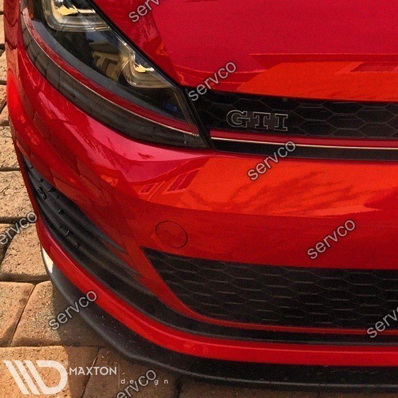 Prelungire tuning bara fata Volkswagen Golf 7 Mk VII GTI 2012-2016 v9