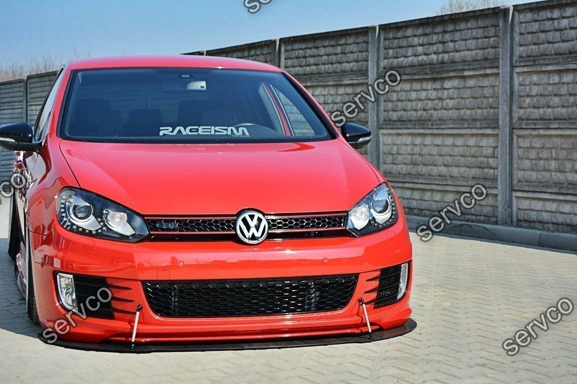 prelungire tuning bara fata volkswagen golf 6 mk vi gti. Black Bedroom Furniture Sets. Home Design Ideas