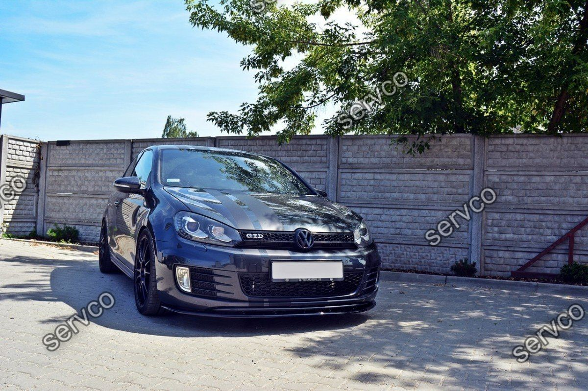 Prelungire tuning bara fata Volkswagen Golf 6 Mk VI GTI 2008-2012 v6