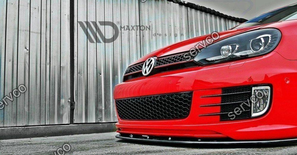 Prelungire tuning bara fata Volkswagen Golf 6 Mk VI GTI 35TH 2008-2012 v4
