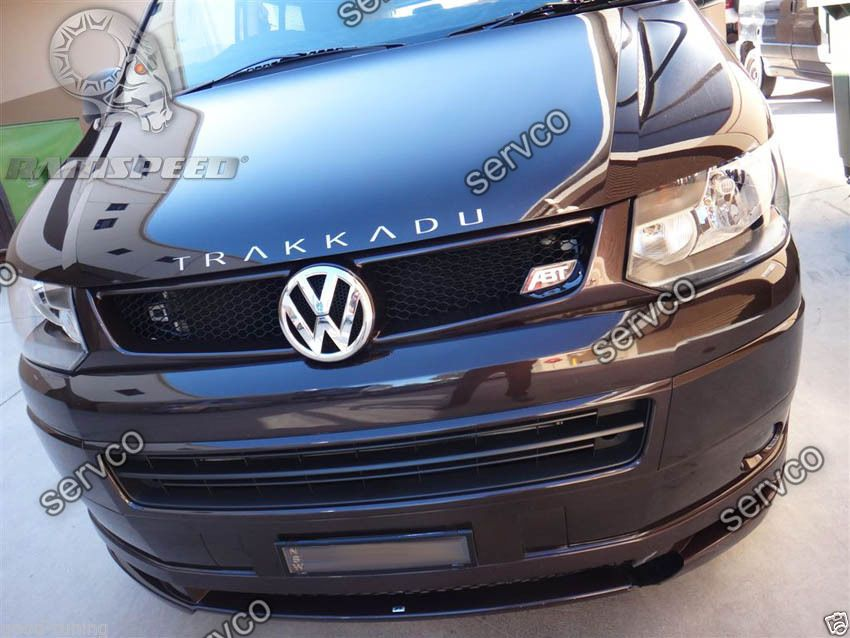 Grila tuning sport VW T5 Transporter Caravelle Multivan Facelift 2010-2015 ver4
