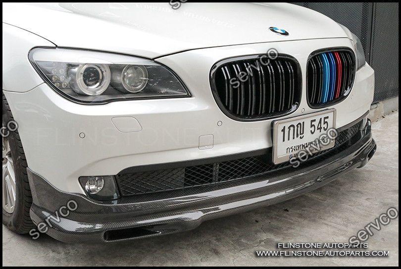 Prelungire tuning sport bara fata BMW Seria 7 F01 F02 ACS AC SCHNITZER Aero Perfomance 2008-2015 ver2