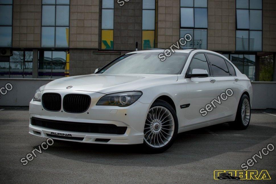 Prelungire tuning sport bara fata BMW Seria 7 F01 F02  Alpina 2008-2015 ver1