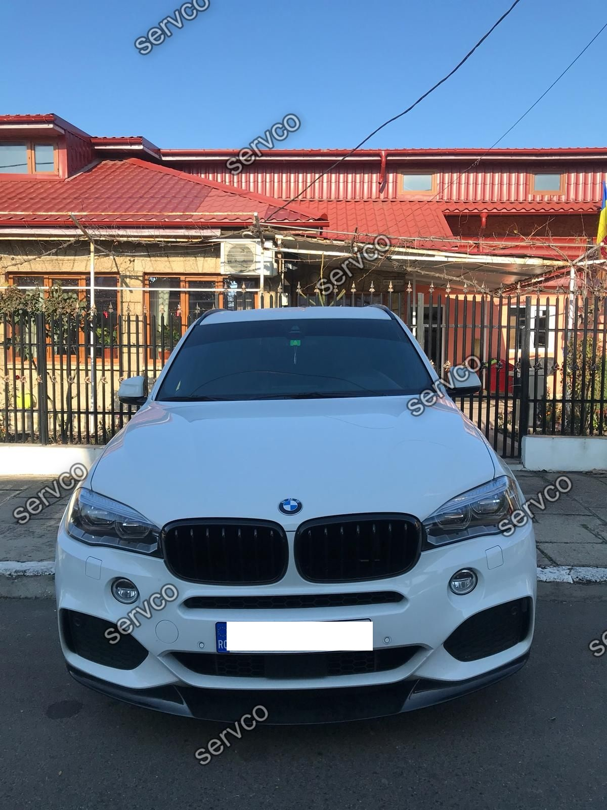 Body Kit Bodykit Pachet Aerodynamic Aero Performance BMW X5 F15 M50D Mpack ver2