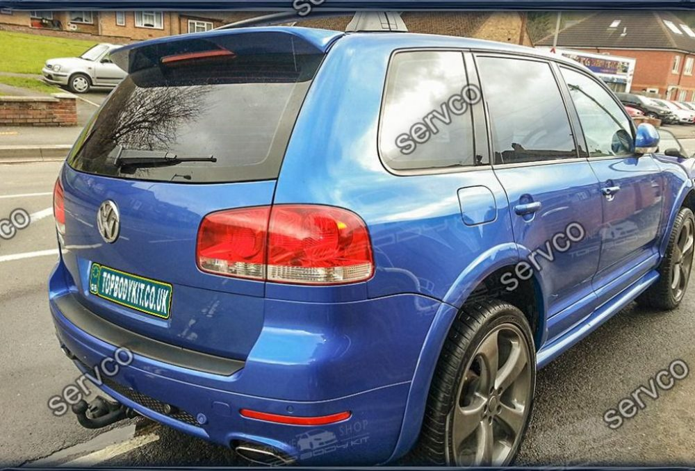 Eleron spoiler tuning sport Volkswagen VW Touareg 7L 2002-2010 ABT King Kong ver3