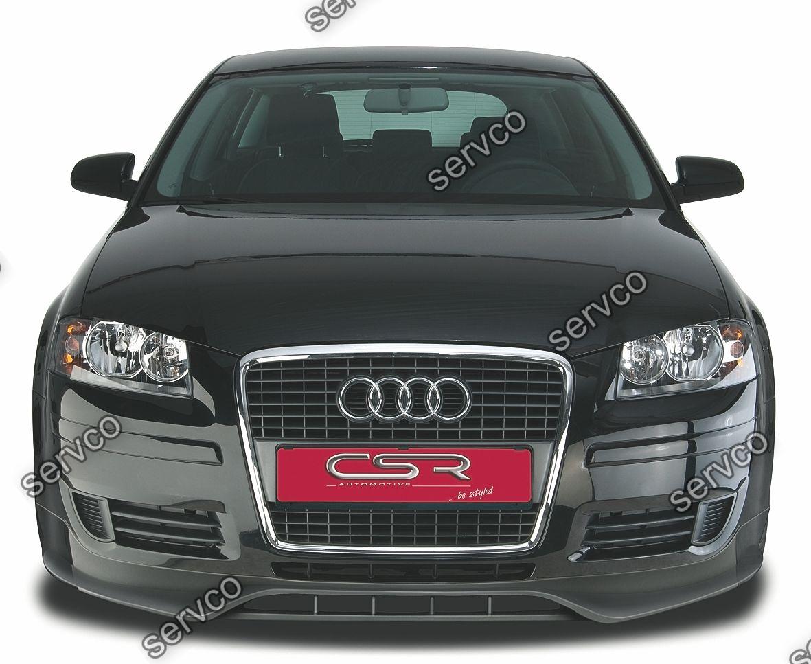 Prelungire tuning sport bara fata Audi A3 8P 8PA Sportback FA062 2005-2008 v3