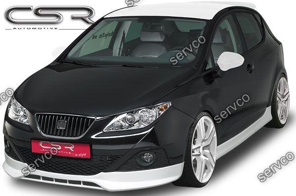 Prelungire tuning sport bara fata Seat Ibiza 6J FA076 2008-2012 v1