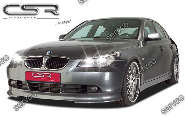 Prelungire tuning sport bara fata BMW Seria 5 E60 E61 FA083 2003-2007 v5