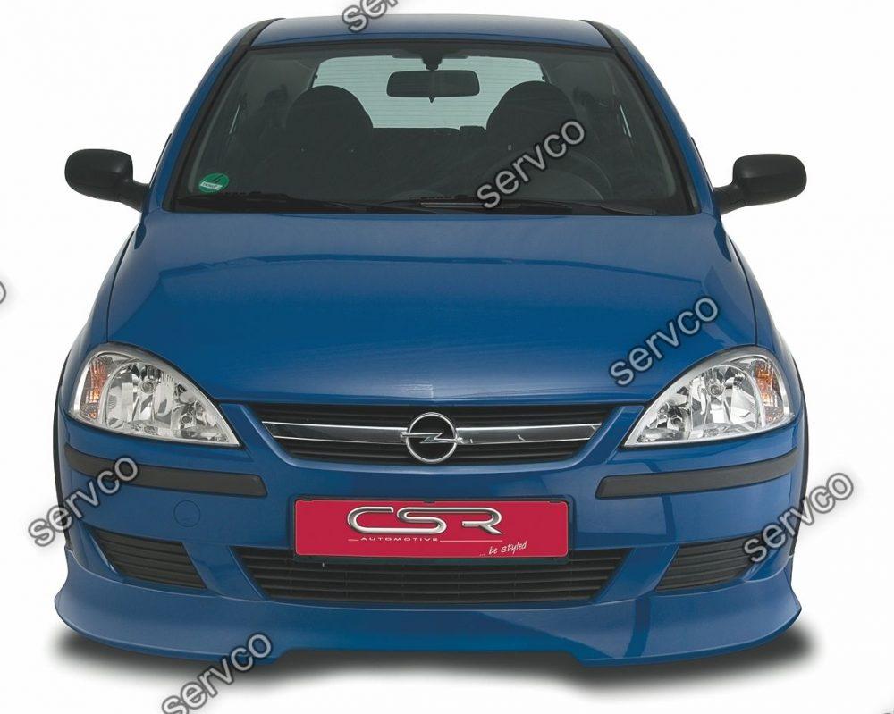 Prelungire tuning sport bara fata  Opel Corsa C CSR FA086 2003-2006 v2