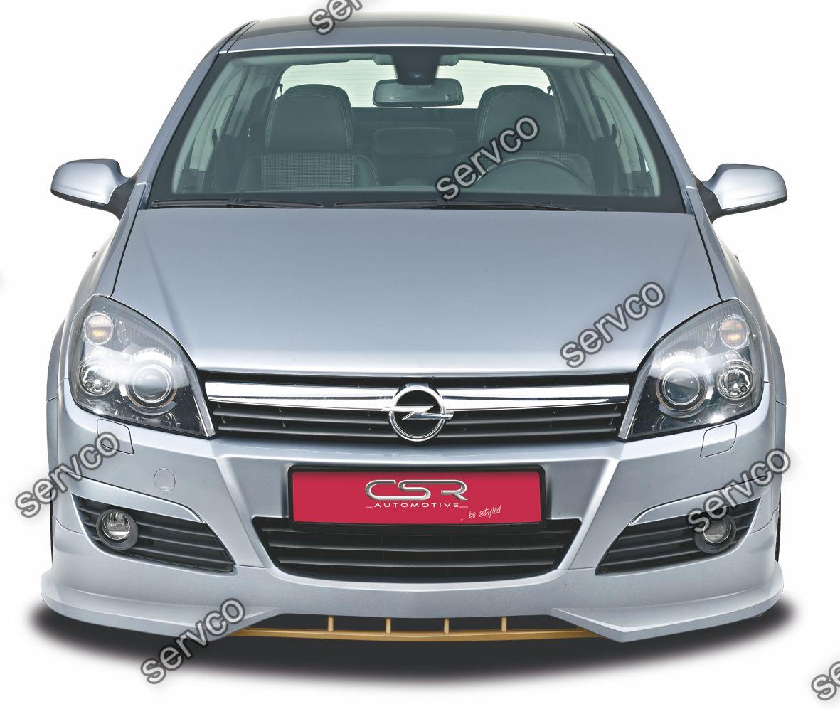 Prelungire tuning sport bara fata Opel Astra H CSR FA091 2004-2007 v2