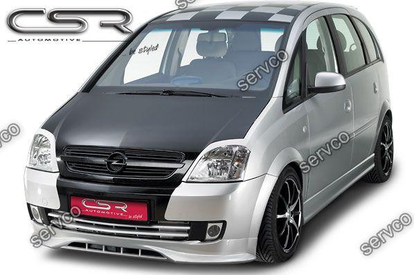Prelungire tuning sport bara fata Opel Meriva A CSR FA092 2003-2006 v1