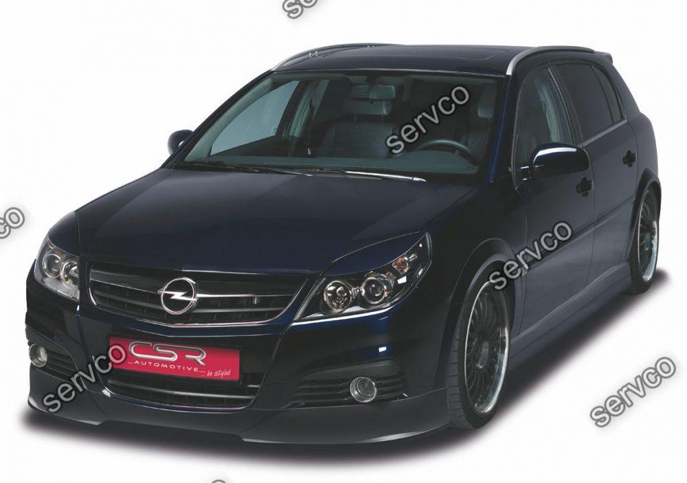 Prelungire tuning sport bara fata Opel Signum / Vectra C FA095 2005-2008 v3