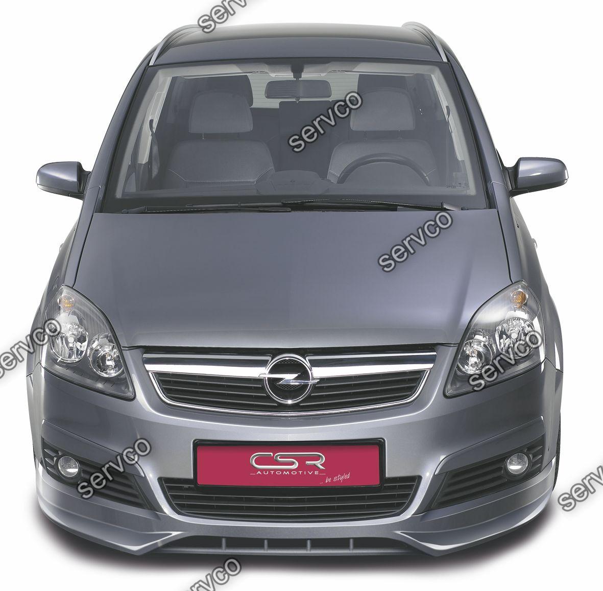 Prelungire tuning sport bara fata Opel Zafira B FA096 2005-2008 v2