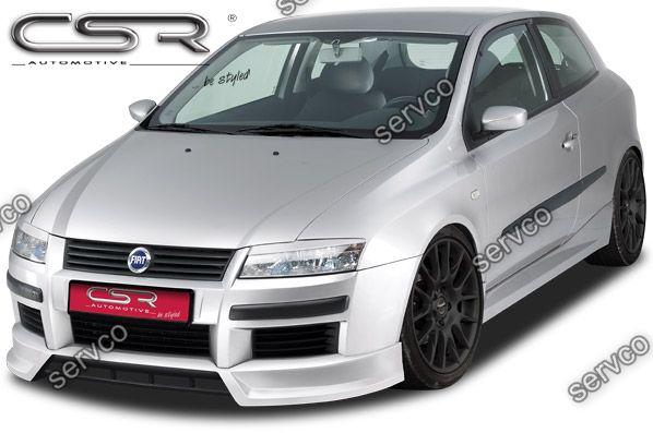 Prelungire tuning sport bara fata Fiat Stilo CSR FA136 2001-2007 v1