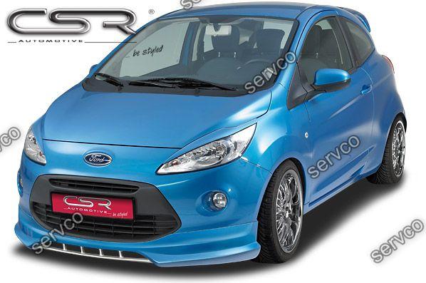 Prelungire tuning sport bara fata Ford Ka CSR FA143 2009-2016 v1