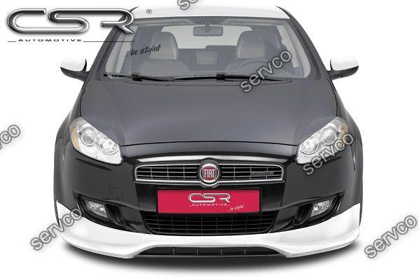 Prelungire tuning sport bara fata Fiat Bravo CSR FA144 2007-2014 v3