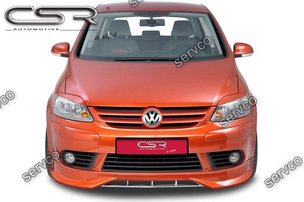 Prelungire tuning sport bara fata Volkswagen Golf 5 Plus CSR FA150 2005-2009 v1