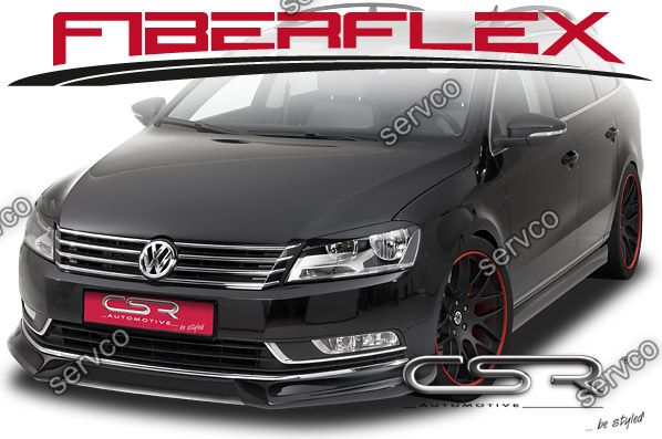 Prelungire tuning sport bara fata Volkswagen Passat B7 3C CSR FA156 2010-2014 v2