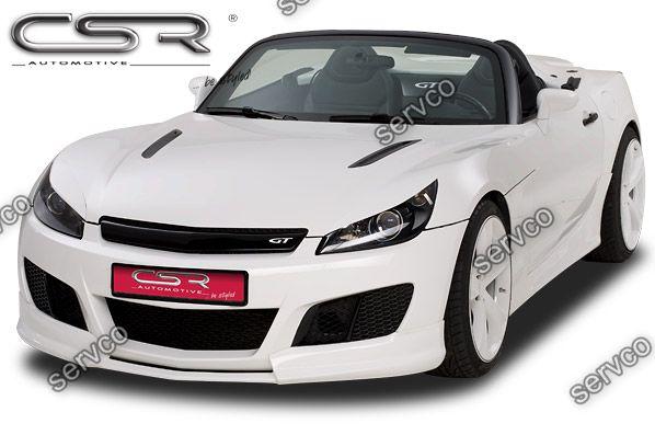 Prelungire tuning sport bara fata Opel GT Roadster CSR FA157 2006-2009 v1