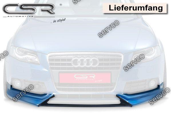 Prelungire tuning sport bara fata Audi A4 B8 8K CSR FA159 2007-2011 v5