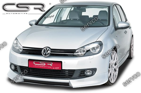 Prelungire tuning sport bara fata Volkswagen Golf 6 R-Line CSR FA160 2008-2012 v9