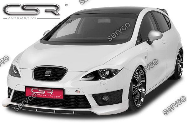 Prelungire tuning sport bara fata Seat Leon 1P FR  Cupra CSR FA167 2009-2012 v6