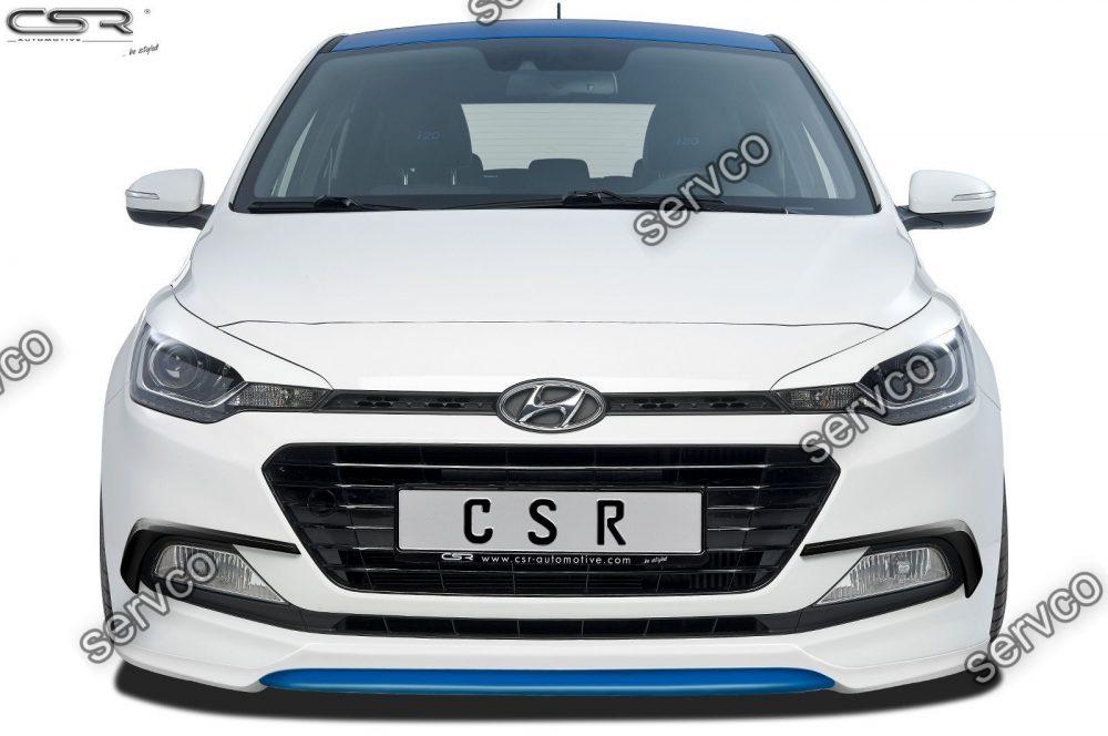 Prelungire tuning sport bara fata Hyundai I20 GB CSR FA275 2014-2018 v2
