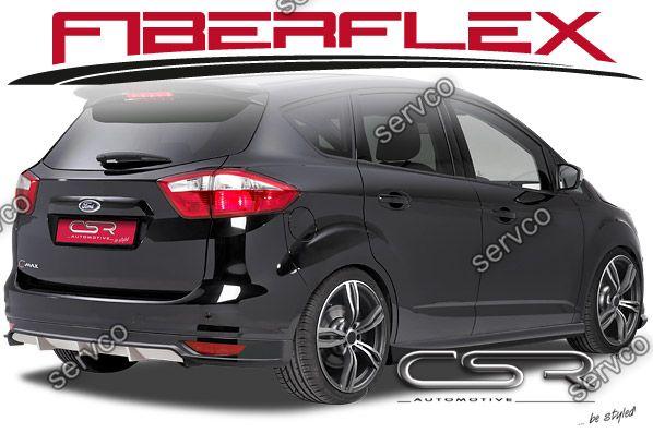 Prelungire difuzor tuning sport bara spate Ford C-Max / Grand C-Max CSR HA128 2011-2019 v1