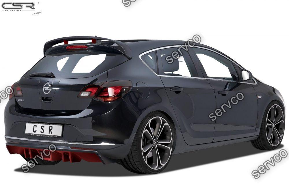 Prelungire difuzor tuning sport bara spate Opel Astra J CSR HA208 2009-2015 v3