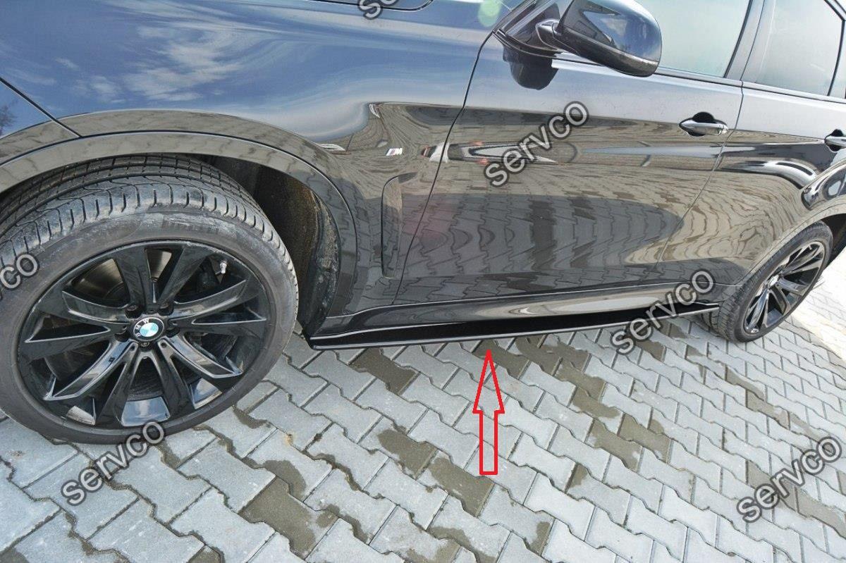 BodyKit BMW X6 F16 Mpack 2015- v1
