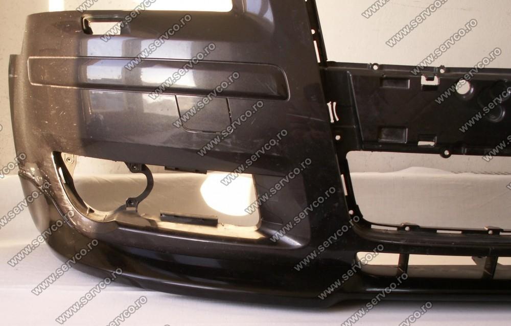 Prelungire spoiler sport tuning bara fata Audi A3 8P Coupe S3 S line RS3 2005-2008 ver1