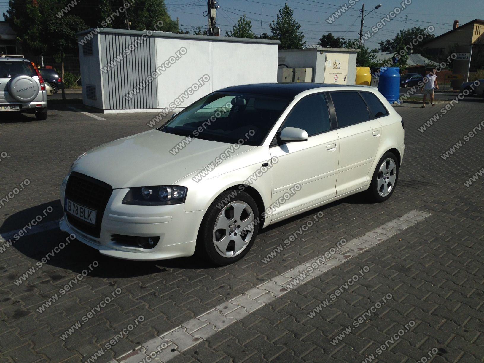 Prelungire bara fata Audi A3 8P Sportback S3 S line RS3 2005-2008 ver.1