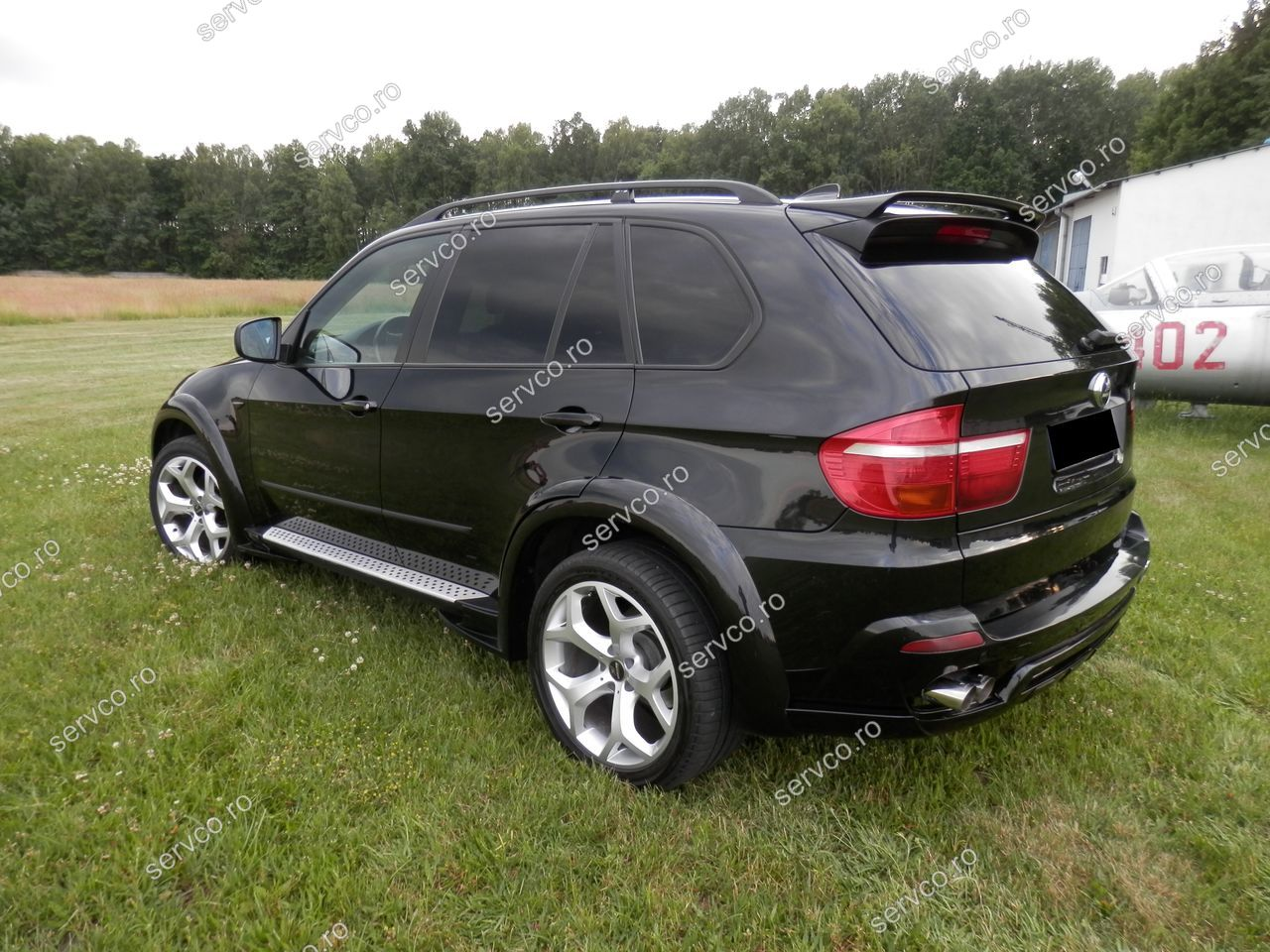 Eleron tuning sport BMW X5 E70 Lci Aero pachet M tech ...