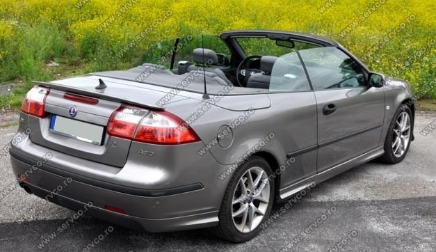 eleron tuning sport saab 9 3 aero cabrio 2002 2007 ver3. Black Bedroom Furniture Sets. Home Design Ideas