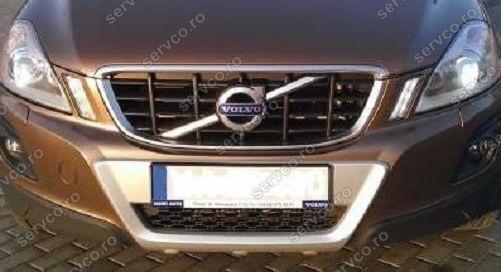 Prelungire tuning sport spoiler bara fata Volvo XC60 2008-2014 ver1