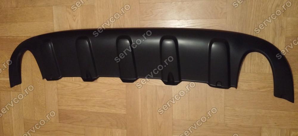 Prelungire tuning sport spoiler bara spate Volvo XC60 2008-2014 ver2