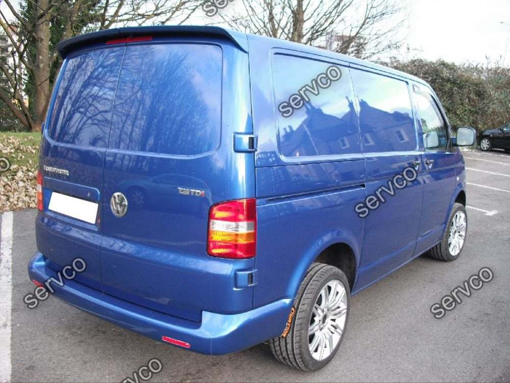 eleron spoiler tuning volkswagen transporter multivan. Black Bedroom Furniture Sets. Home Design Ideas